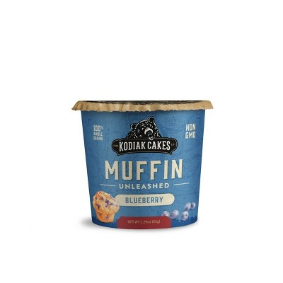 Breakfast Pastries: Kodiak Cakes Muffin Cup