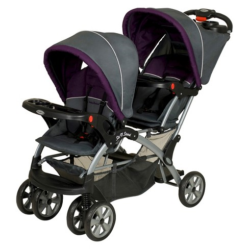 e6c989df766cc Baby Trend Sit N Stand Double Stroller   Target