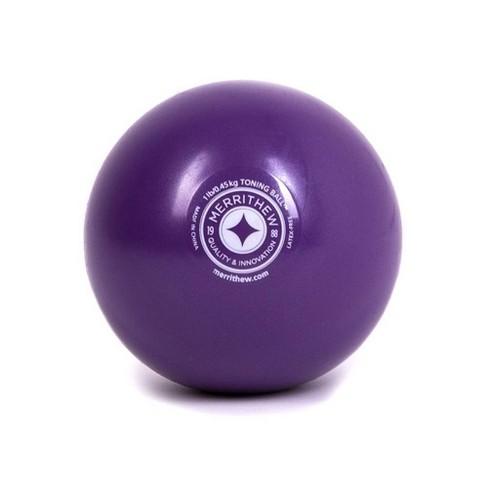 Stott Pilates Toning Ball 1lb - Purple - image 1 of 3