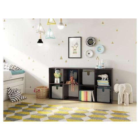 8 Cube Organizer Shelf 11