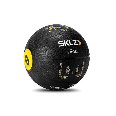 SKLZ Trainer Medicine Ball - Black/Yellow