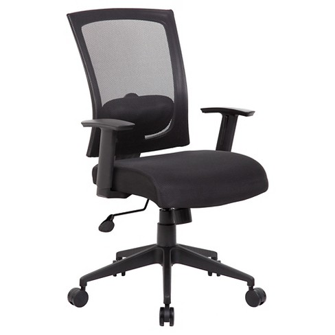 Mesh Back Task Chair - Boss Office Products - image 1 of 5