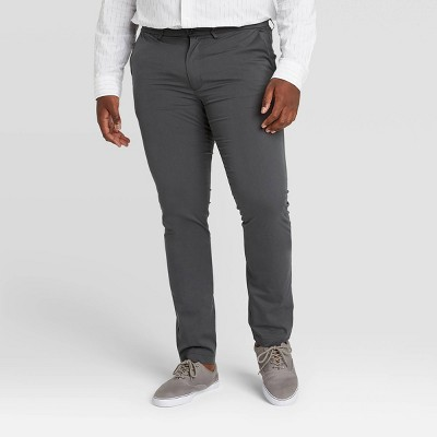 Men's Tall Skinny Fit Hennepin Tech Chino Pants - Goodfellow & Co™