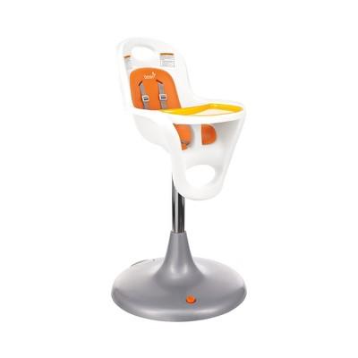 Boon FLAIR Pedestal High Chair - Orange