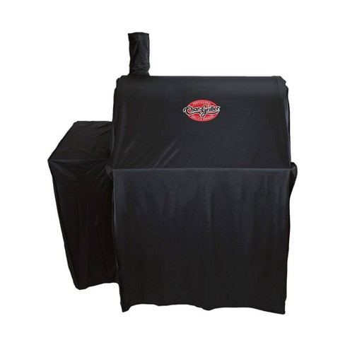 """Char-Griller 30"""" Barrel Grill Cover - image 1 of 4"""