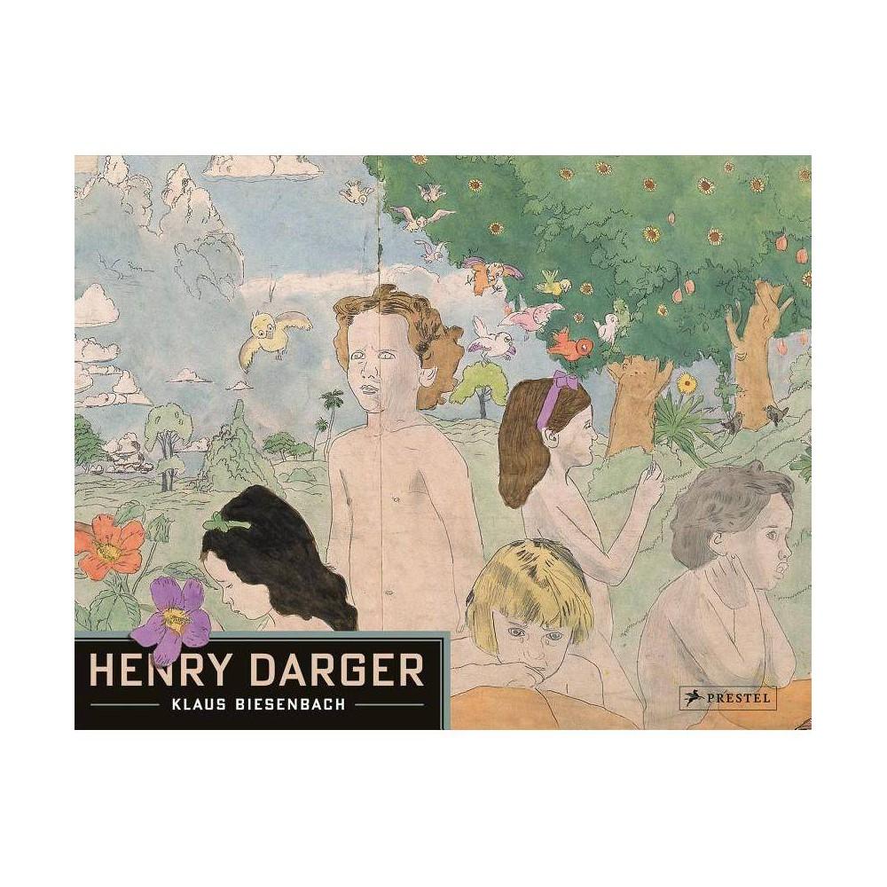 Henry Darger By Klaua Biesenbach Paperback