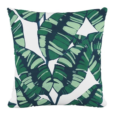 Palm Springs Outdoor Throw Pillow Green - Skyline Furniture