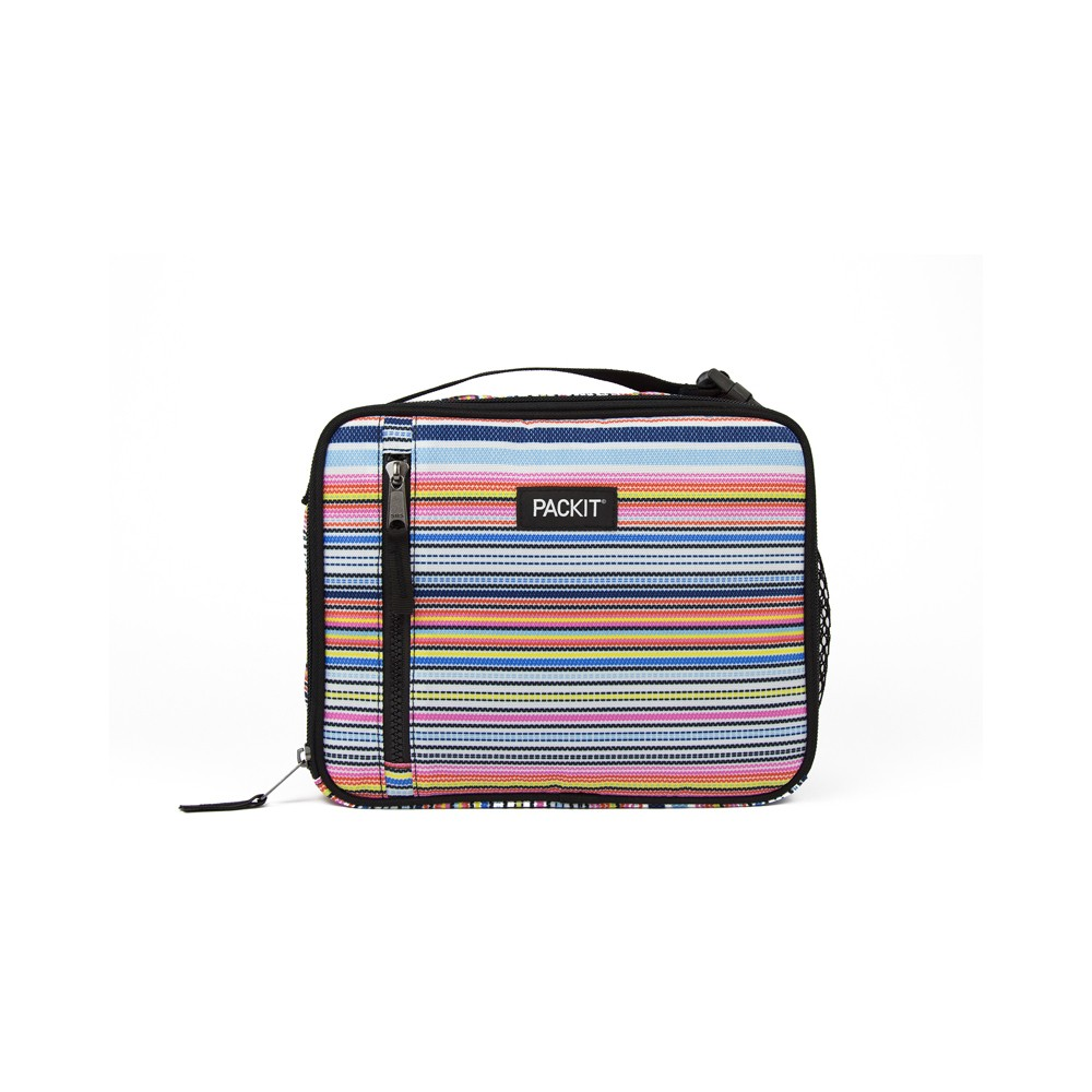 Image of PackIt Freezable Classic Lunch Box - Blanket Stripe