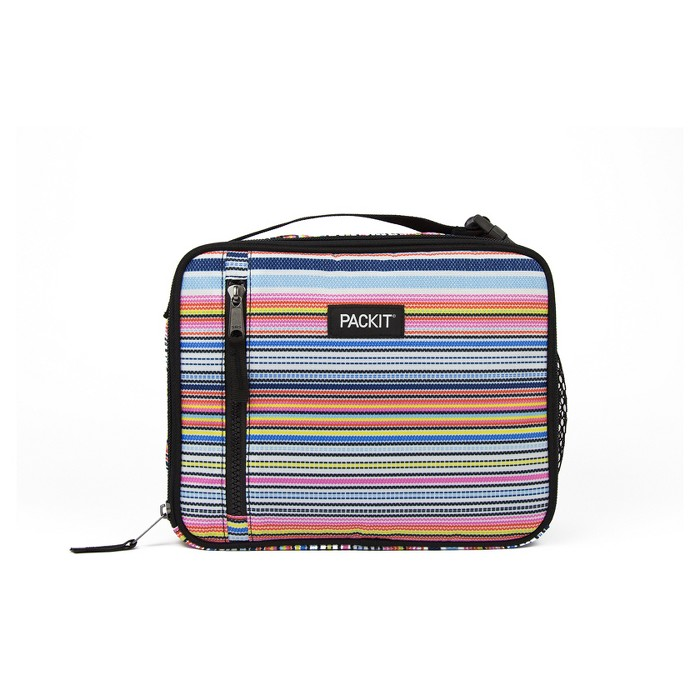 PackIt Freezable Classic Lunch Box - Blanket Stripe - image 1 of 6