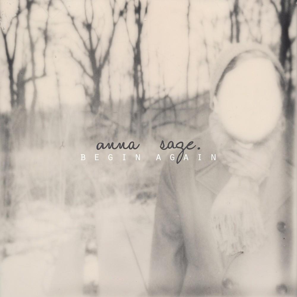 Anna Sage - Begin Again (CD)