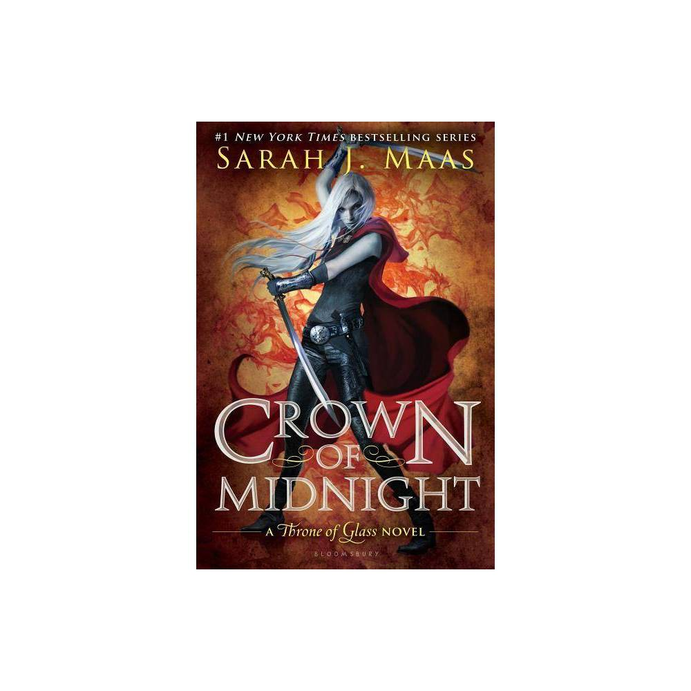 Crown Of Midnight Throne Of Glass By Sarah J Maas Paperback