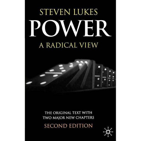 Power - 2 Edition by  Steven Lukes (Paperback) - image 1 of 1