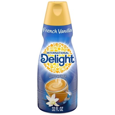 International Delight French Vanilla Creamer - 1qt