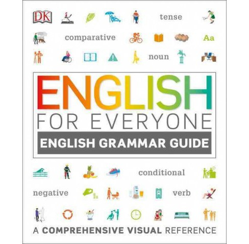 English for Everyone : English Grammar Guide (Paperback) - image 1 of 1