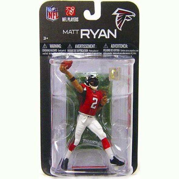 low priced bb6e9 d9a0c McFarlane Toys NFL Atlanta Falcons Sports Picks Series 7 Mini Matt Ryan  3-Inch Mini Figure