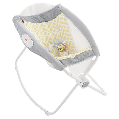 Fisher-Price Rock N Play Sleeper - Stone Diamond