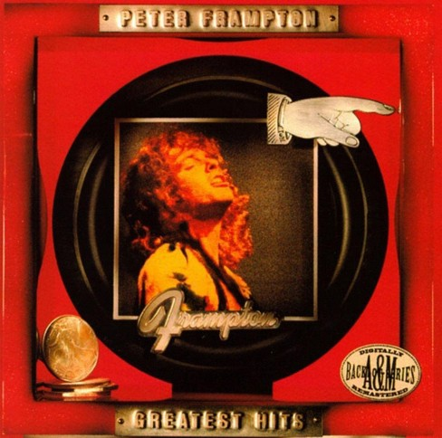 Peter frampton - Greatest hits (CD) - image 1 of 1