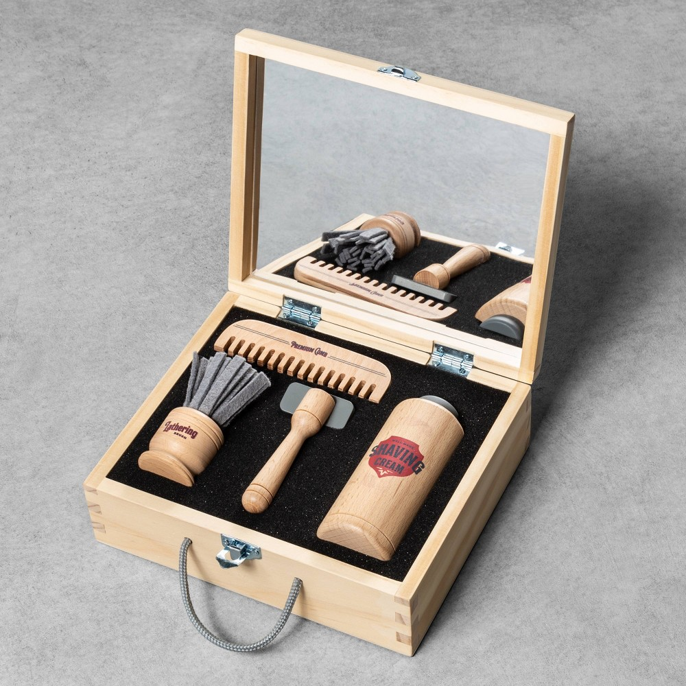 Image of Wooden Toy Shave Kit - Hearth & Hand with Magnolia