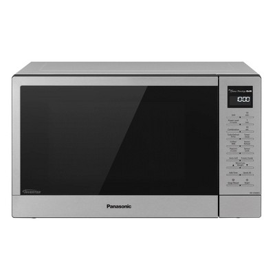 Panasonic 2-in-1 1.2 cu ft Countertop Microwave Oven and FlashXpress Broiler - NN-GN68KS