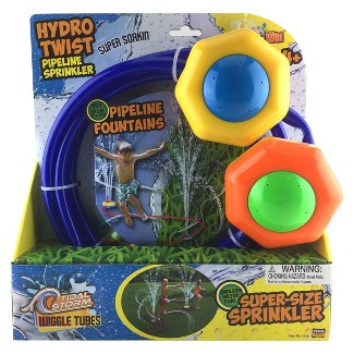 Wet N Wild Hydro Twist Pipeline Sprinkler