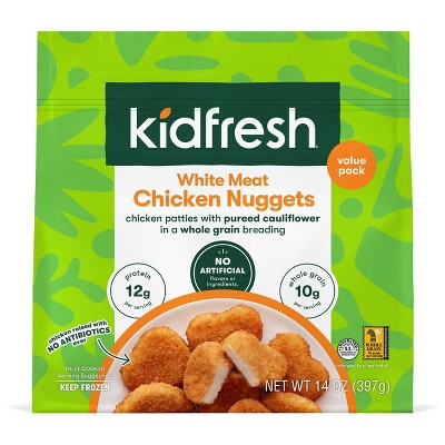 Kidfresh Super Duper Frozen Chicken Nuggets - 14oz