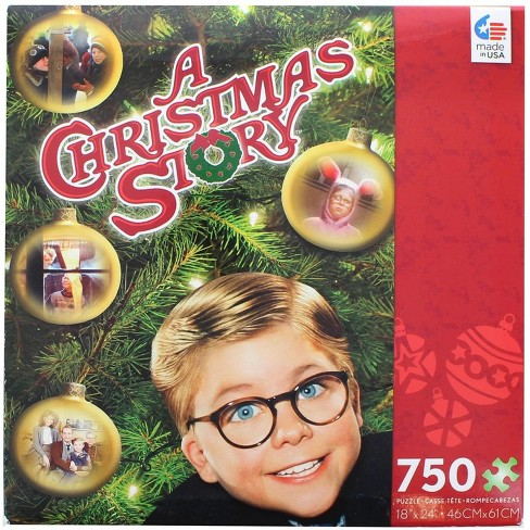 Ceaco, Inc A Christmas Story 750 Piece Christmas Jigsaw Puzzle - image 1 of 3