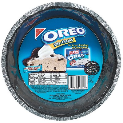 Oreo Pie Crust, 8 inch - 6oz