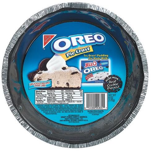 Oreo Pie Crust, 8 inch - 6oz - image 1 of 2