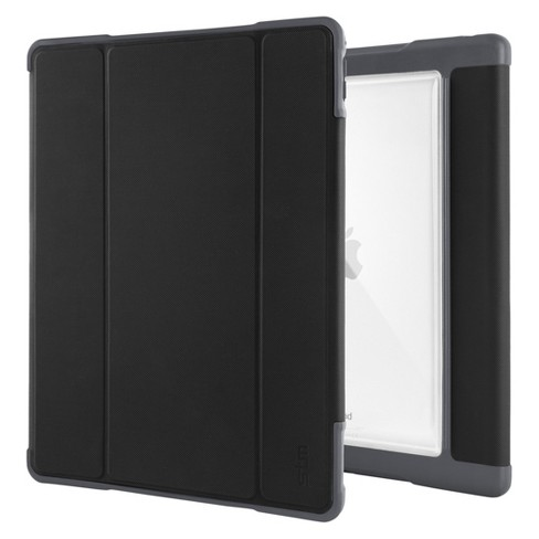 "STM Dux Plus Ultra Protective Case for 9.7"" iPad Pro - Black - image 1 of 3"
