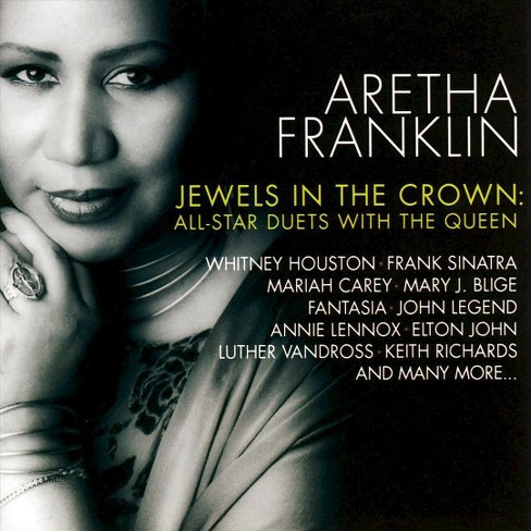 Aretha Franklin - Jewels in the Crown: All Star Duets with the Queen (CD) - image 1 of 1