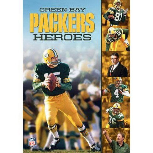 Green Bay Packers Heroes (DVD) - image 1 of 1
