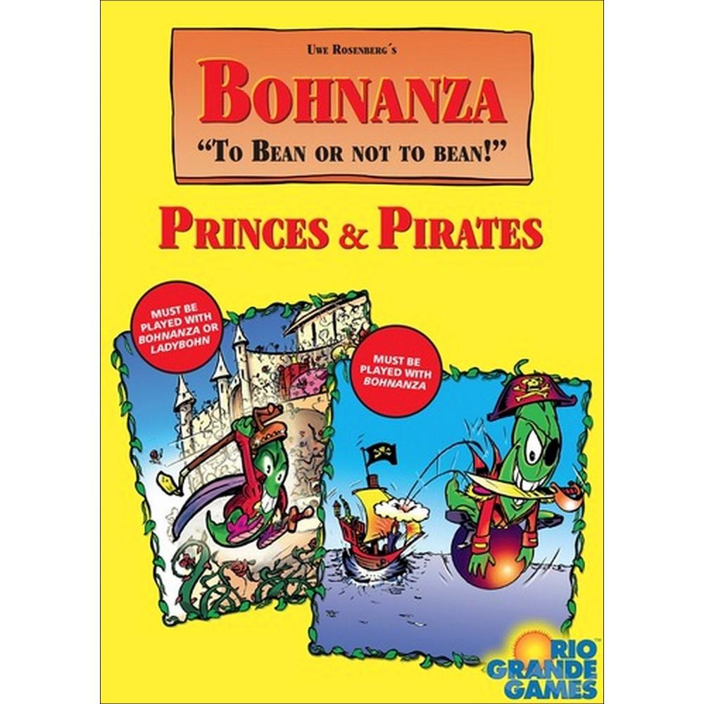 Rio Grande Bohnanza Princess and Pirates Board Game