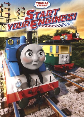 Thomas & Friends: Start Your Engines! (DVD)
