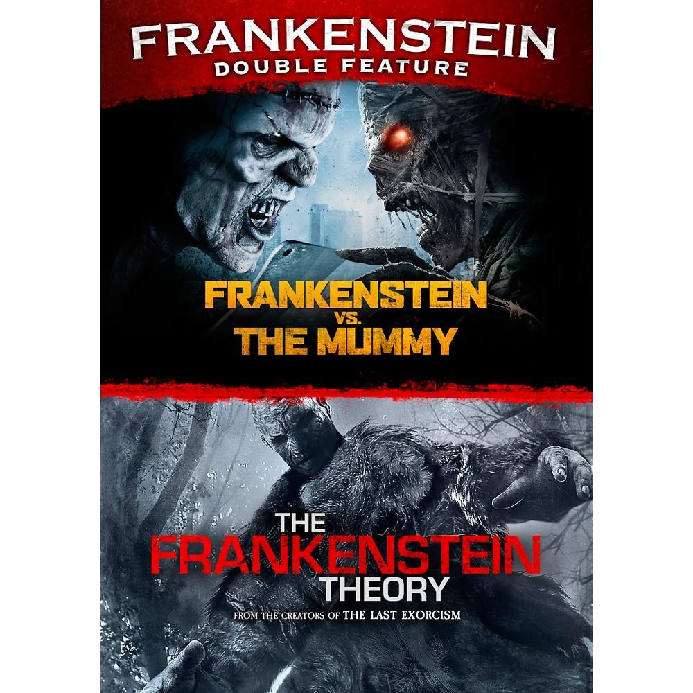Frankenstein Vs The Mummy/Frankenste (Dvd)