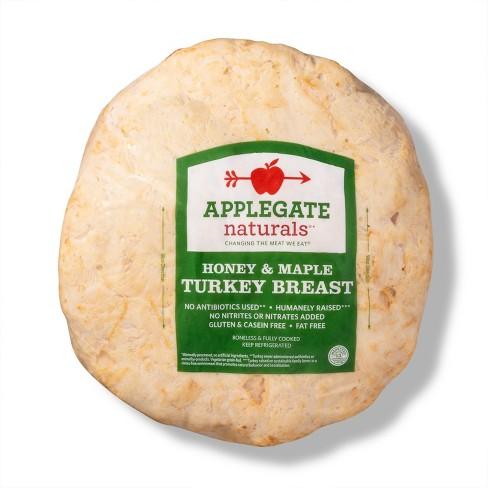 Applegate Naturals Honey & Maple Turkey Breast - Price Per lb. - image 1 of 1