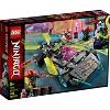 LEGO NINJAGO Ninja Tuner Car Toy Car Building Set 71710 - image 4 of 4