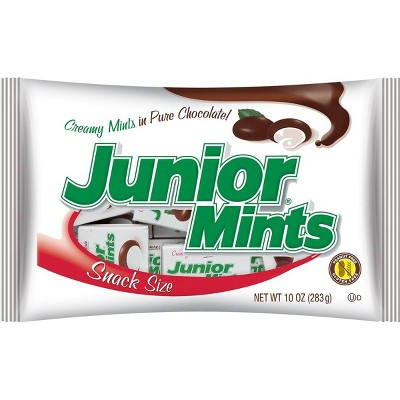 Junior Mints Halloween Snack Bag - 10oz