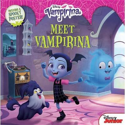 Vampirina: Meet Vampirina - (Paperback)