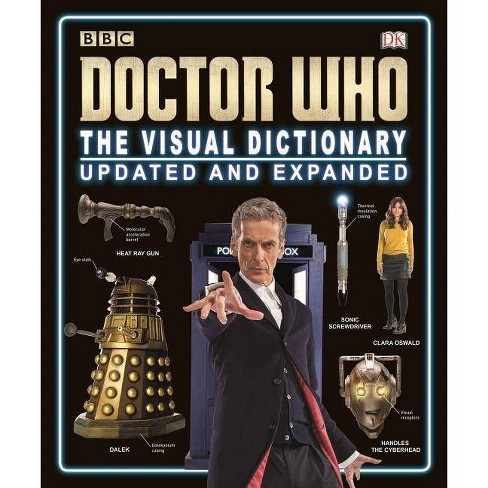Doctor Who: The Visual Dictionary - (Hardcover) - image 1 of 1