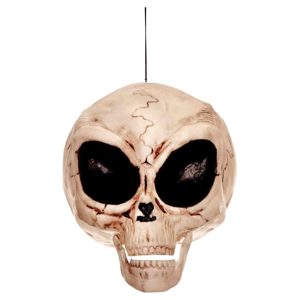 Image of Halloween Alien Skull