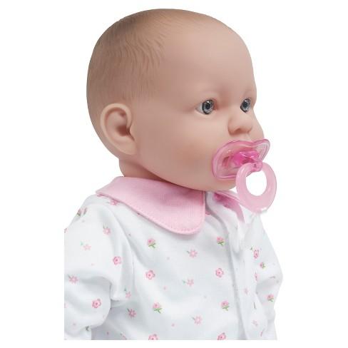 Jc Toys La Baby 20 Soft Body Baby Doll Pink Target