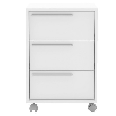 Maia 3 Drawer File Cabinet - Chique