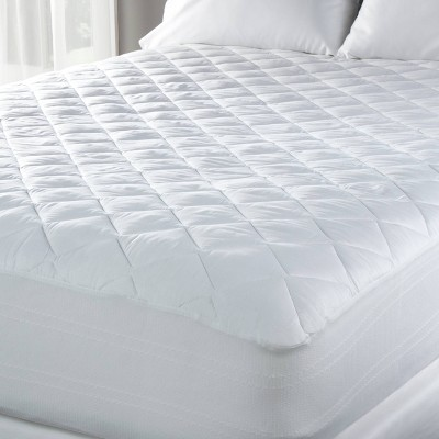 King 300 Thread Count Premium Cotton Mattress Pad - Eddie Bauer
