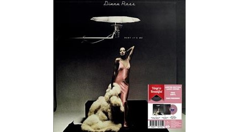 Diana Ross - Baby It's Me (Lavender) (Vinyl) - image 1 of 1