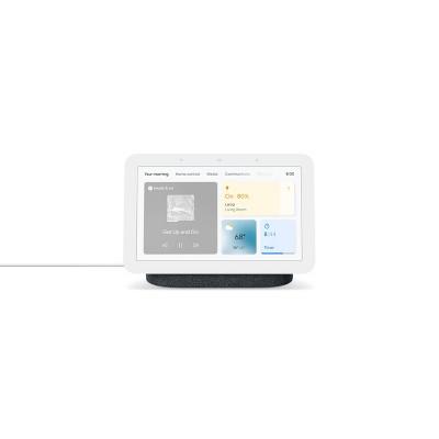 Google Nest Hub (2nd Gen)Smart Display - Charcoal