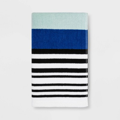 Century Striped Multi Printed Hand Towel - Room Essentials™