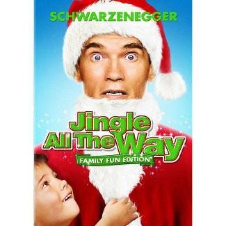 Jingle All The Way (Family Fun Edition) (DVD) : Target
