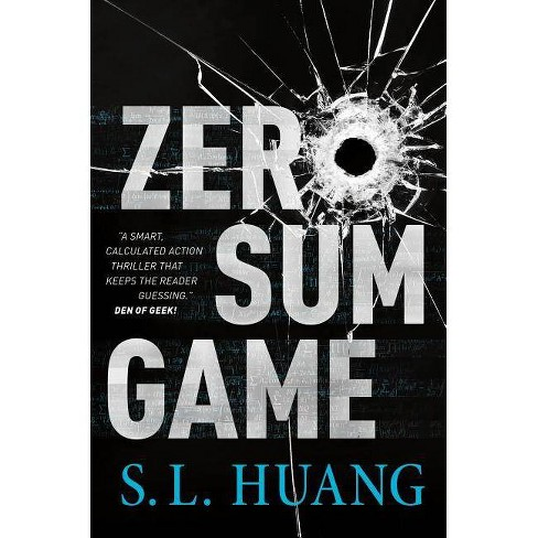 Zero Sum Game - (Cas Russell) by  S L Huang (Paperback) - image 1 of 1