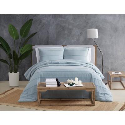 Sean John Tufted Stonewash Comforter Set