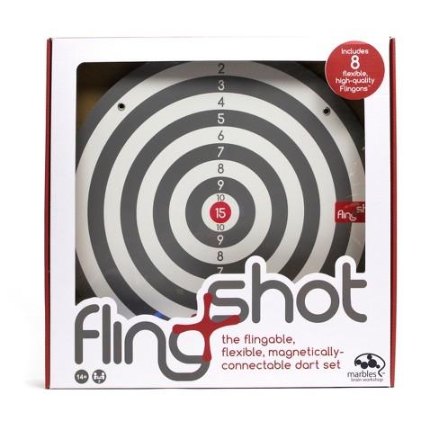 Fling Shot Game Target